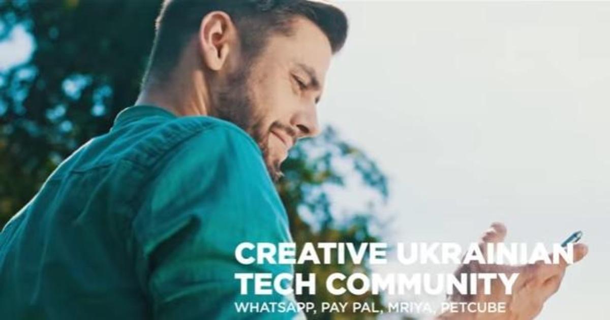 Ролик об инвестиционной привлекательности Украины призывает вкладывать в IT