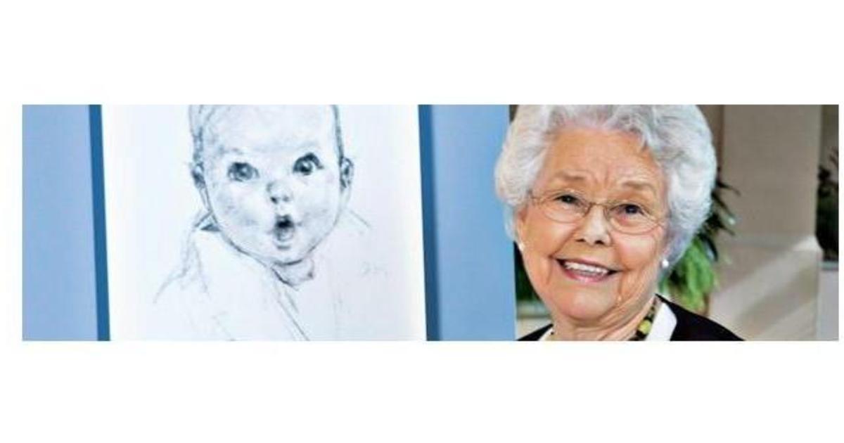 Малышу Gerber исполнилось 90 лет.
