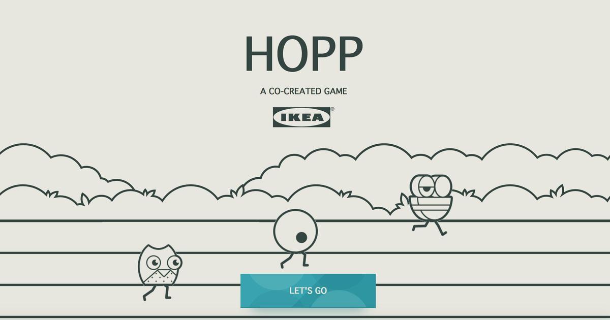 IKEA выпустила увлекательную мобильную игру ради благотворительности.