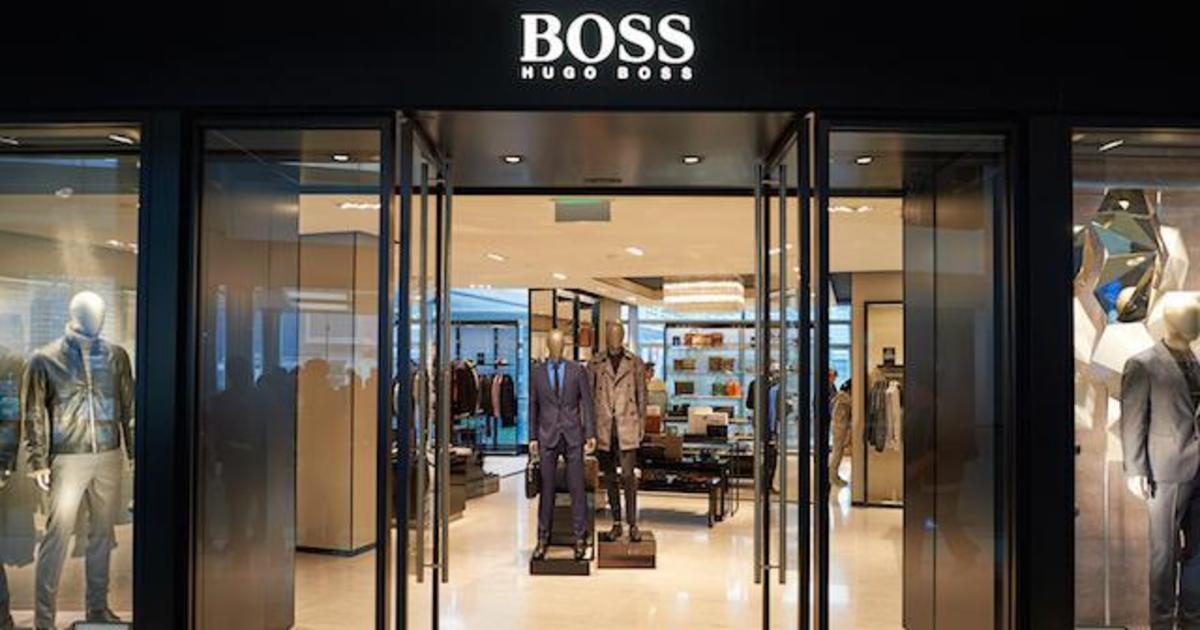 Hugo Boss покинет сегмент luxury.