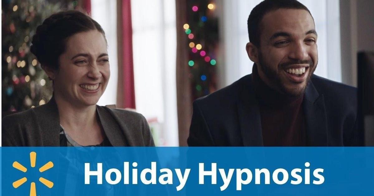 Walmart загипнотизировал покупателей, чтобы вернуть им радость Рождества.