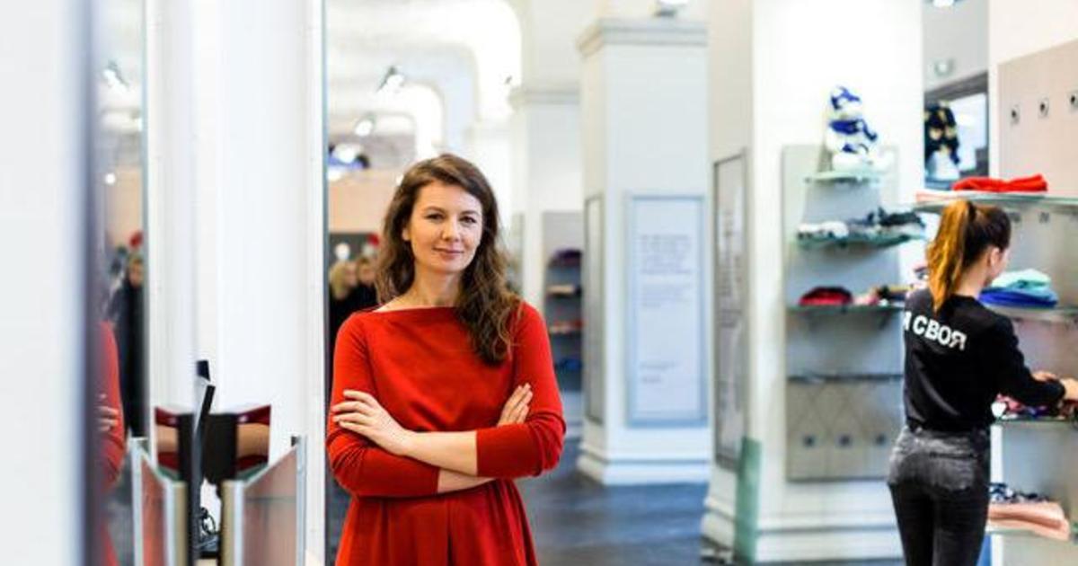 Анна Луковкина: Кому интересно платье, которое продается везде?