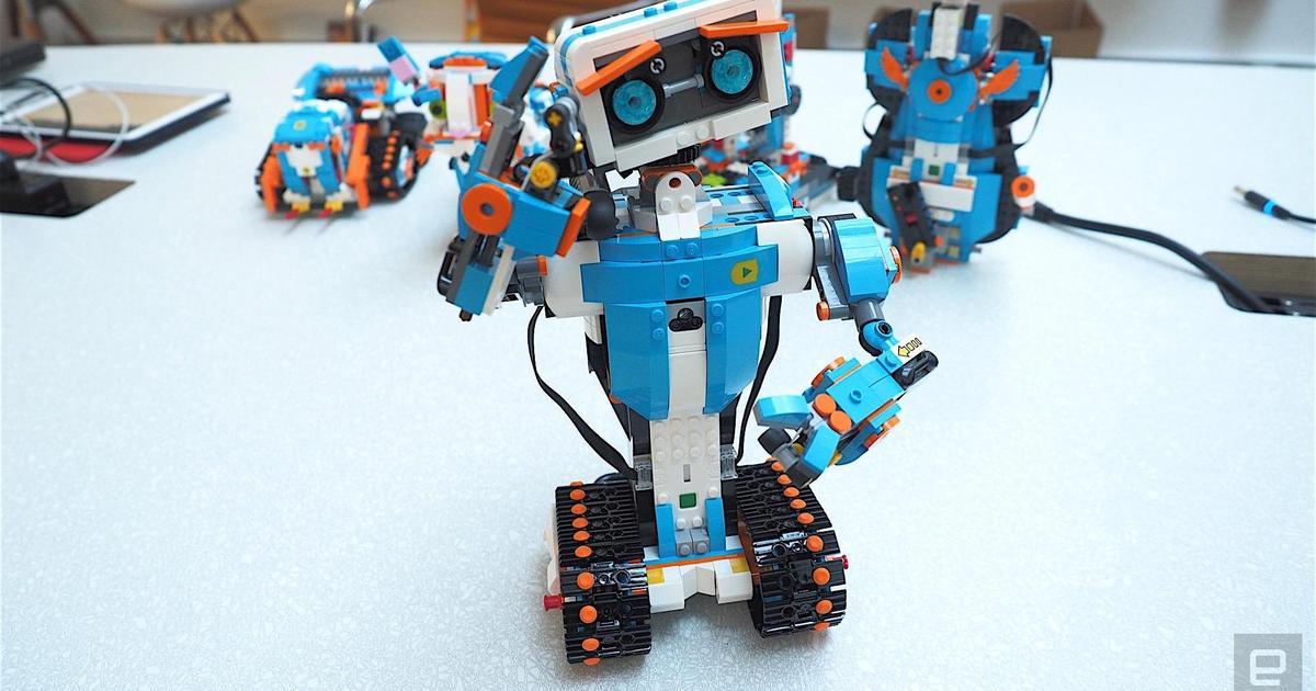 Конструктор Lego станет еще умнее в каждой детали.