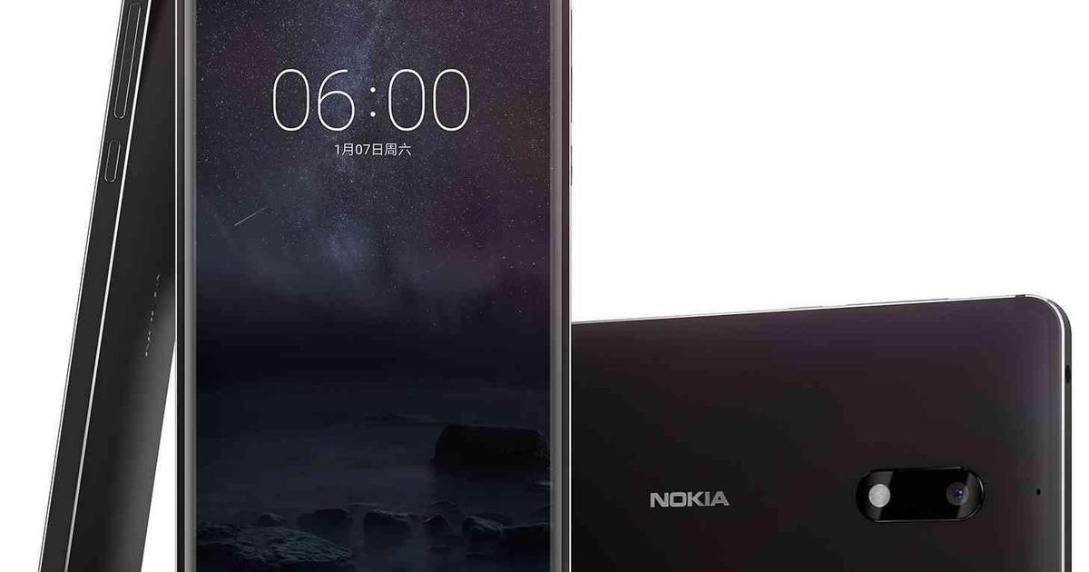 Nokia возвращается.
