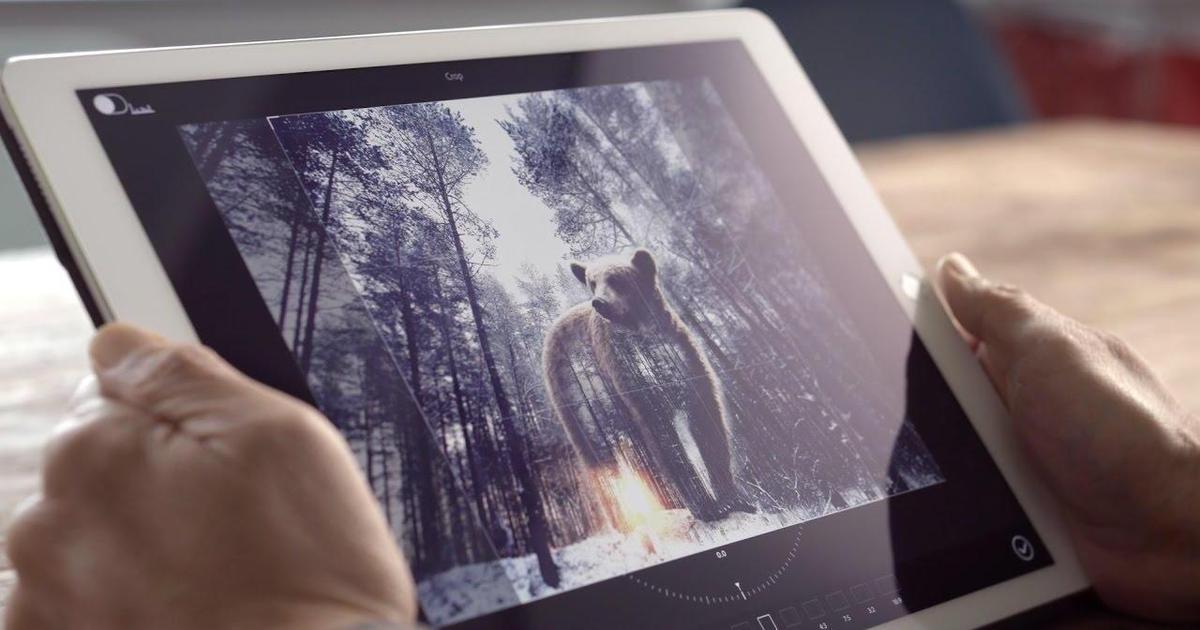 Adobe работает над голосовым помощником, редактирующим фото.