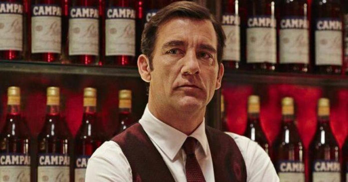 Campari запустила серию короткометражек c Клайвом Оуэном.