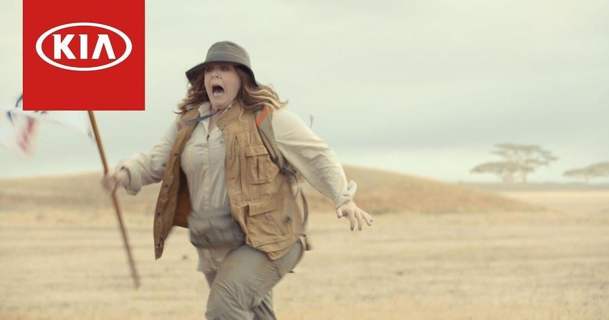 Вокруг света на Kia: приключения Мелиссы МакКарти в ролике для Super Bowl.