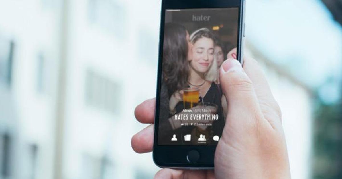 Новое приложение для знакомств найдет пару на основе взаимных антипатий.