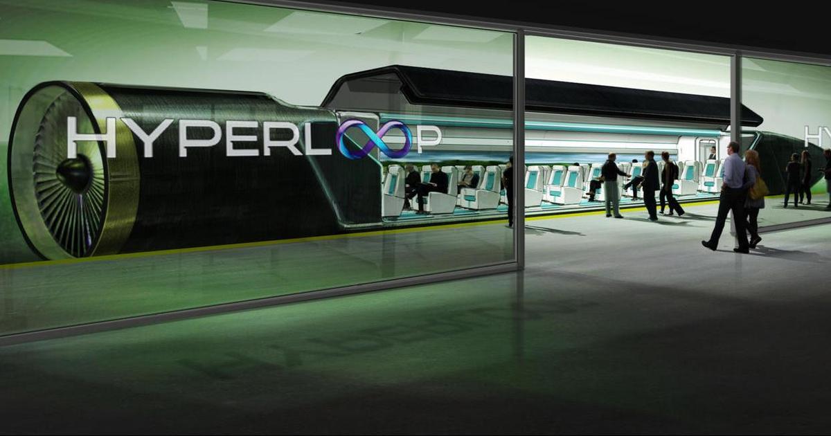 Полет нормальный: SpaceX представила VR-видео поездки внутри Hyperloop.