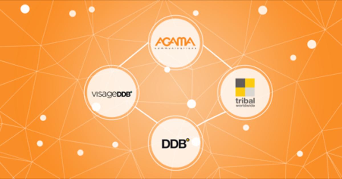 AGAMA стала официальным представителем DDB и Tribal Worldwide в Украине.