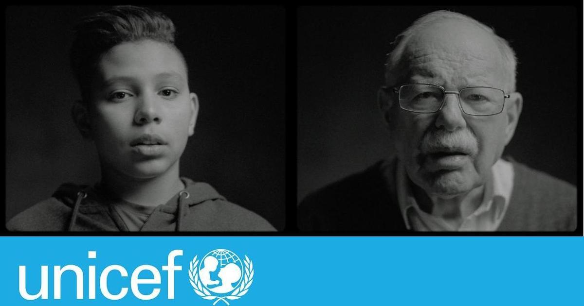 ЮНИСЕФ сравнила истории двух беженцев разных поколений.