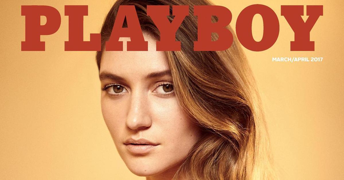 #NakedIsNormal: Playboy вернет фото обнаженных девушек.