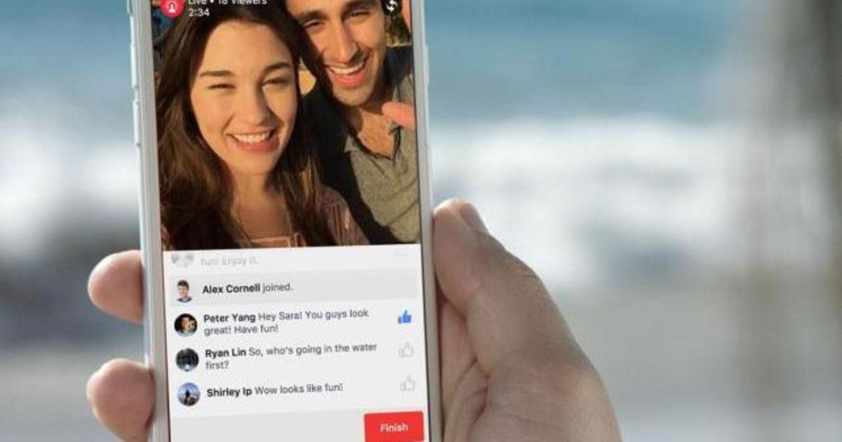 Facebook начнет показывать рекламу в видео.