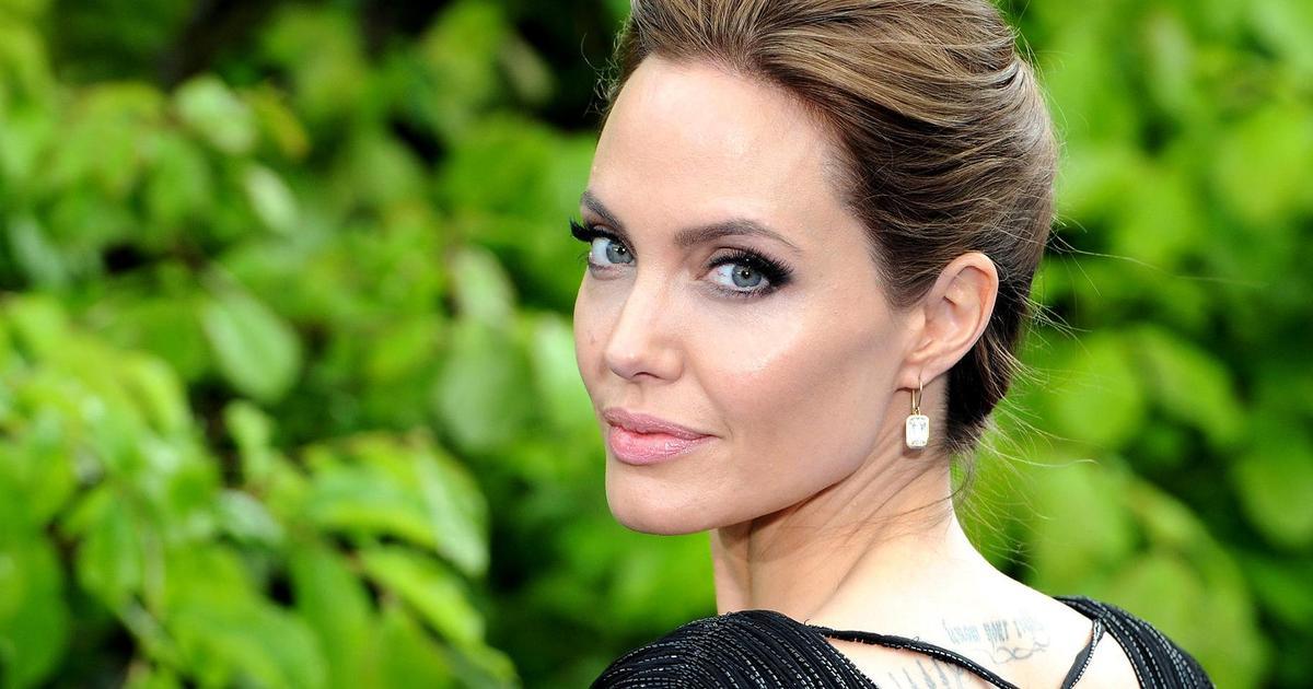Анджелина Джоли в нежном ролике духов Guerlain.