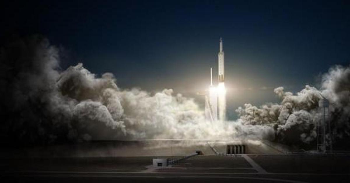 Илон Маск отправит двух туристов вокруг Луны в 2018 году.