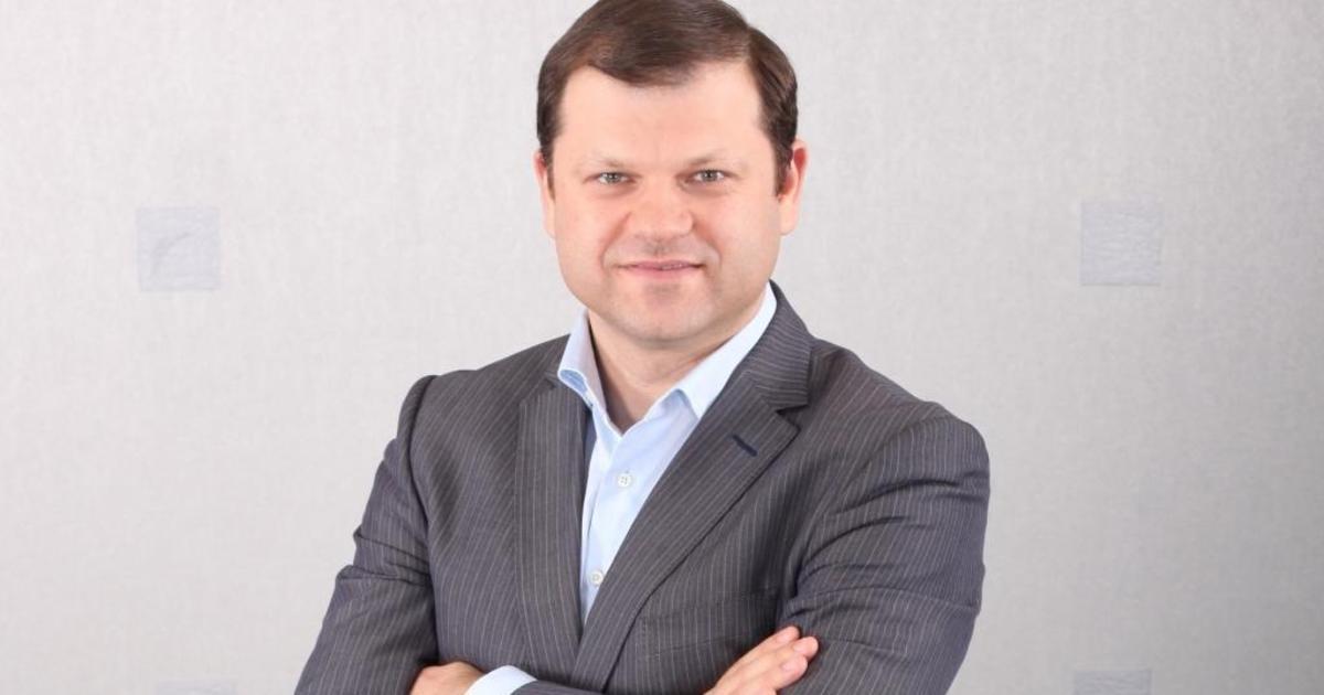 Тарас Пархоменко стал коммерческим директором владельца «Киевстара».