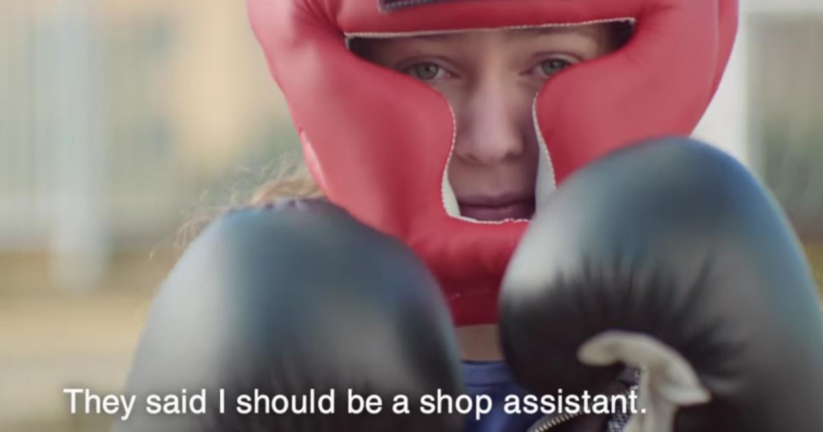 YouTube: женщины хотят смотреть видео с вдохновляющими месседжами.
