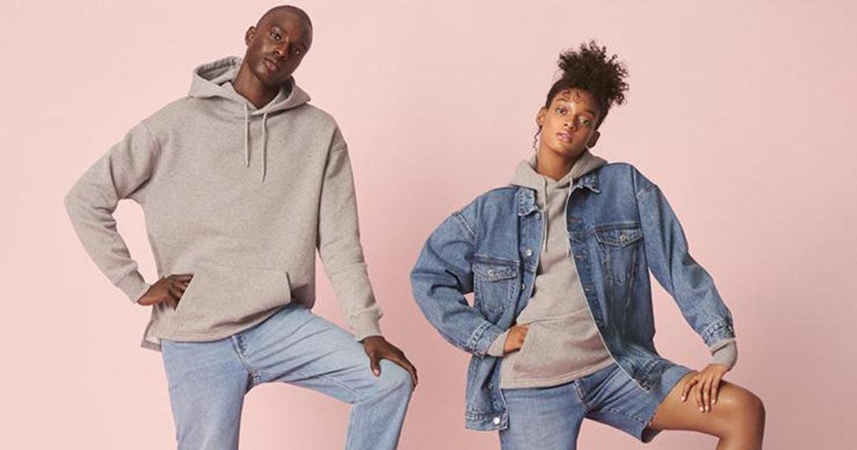 H&M выпустят гендерно-нейтральную коллекцию  одежды из денима.