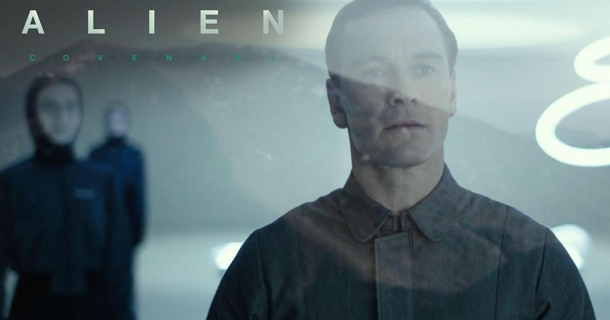 AMD и 20th Century Fox представили андроида из фильма «Чужой: Завет».