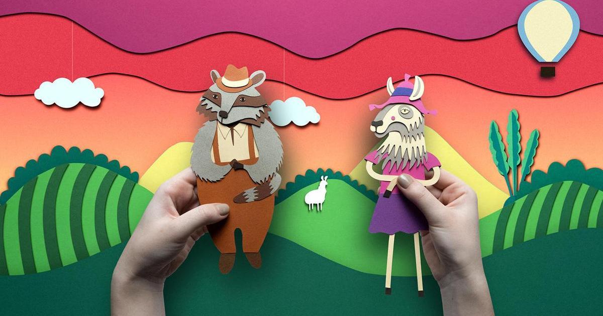 Для детской линейки супов создали упаковку-игру.