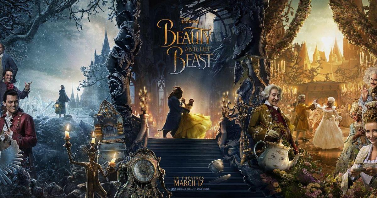 Moleskine выпустил серию блокнотов в честь «Красавицы и чудовища».