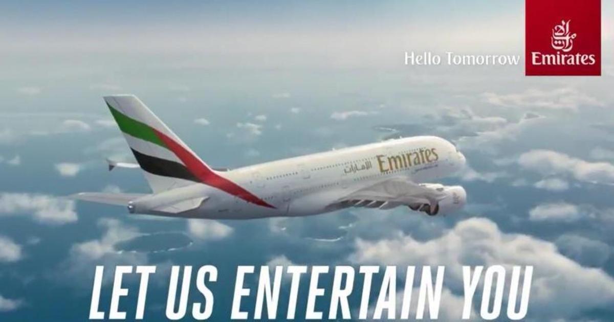 Ситуативный маркетинг: Emirates пропиарил себя в ответ на новый запрет США.