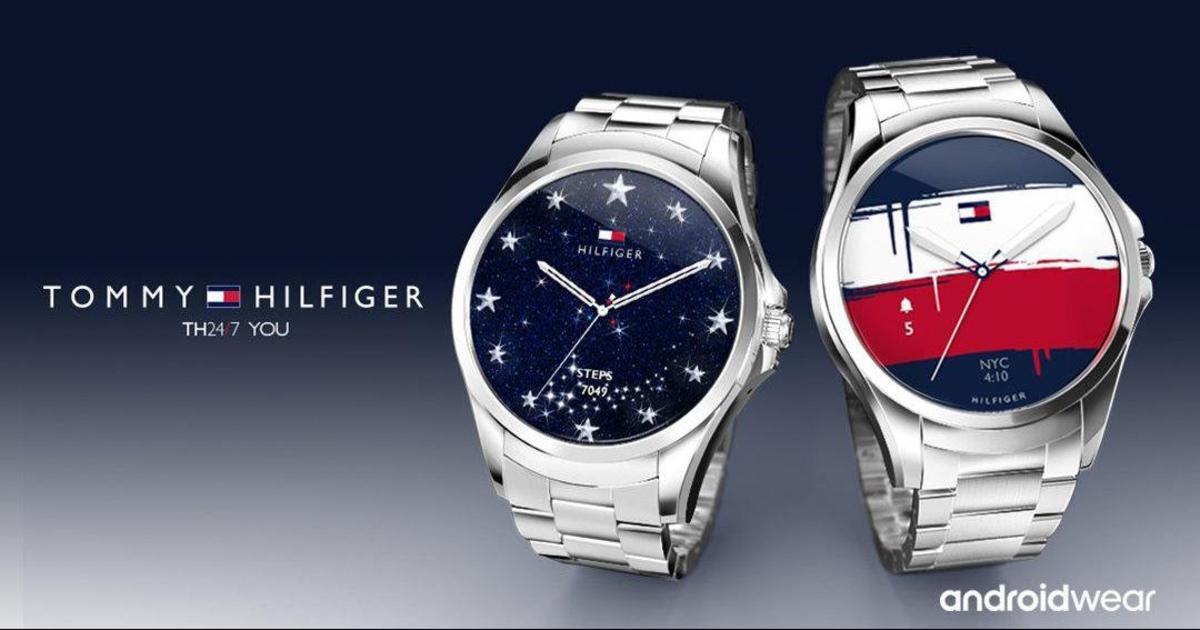Tommy Hilfiger и Hugo Boss выпустили смарт-часы.
