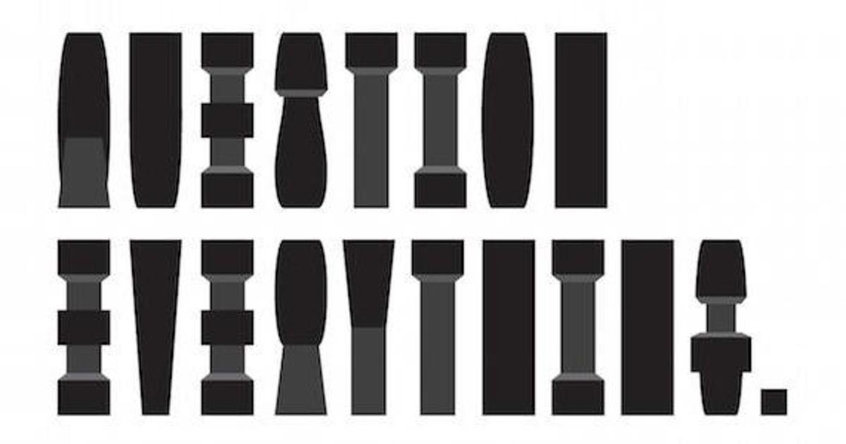 JWT придумали новый шрифт для борьбы с фейковыми новостями.