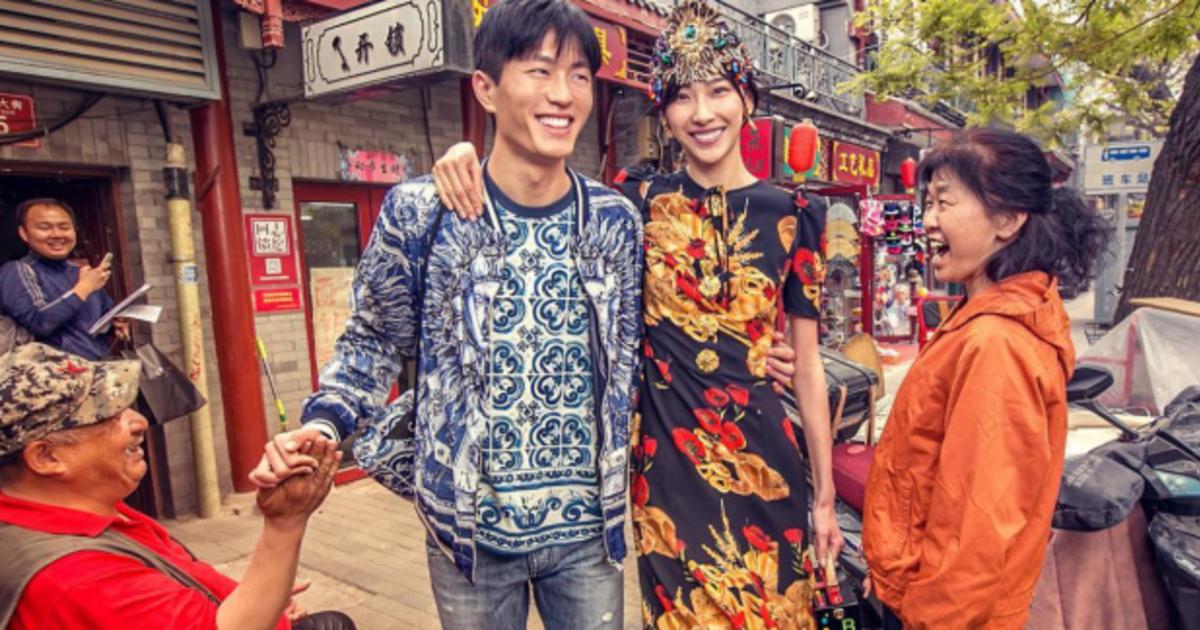 Dolce & Gabbana удалила кампанию из сетей, которая «оскорбила» китайцев.