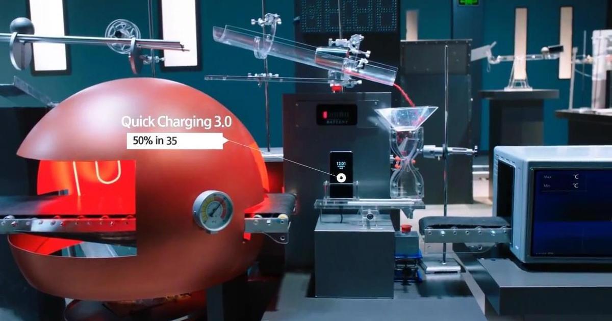 LG G6 прошел сквозь огонь и воду в глобальном ролике от укр. режиссера.