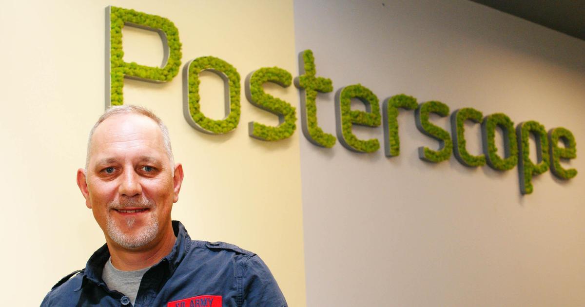 Master AD стало частью международной сети Posterscope.