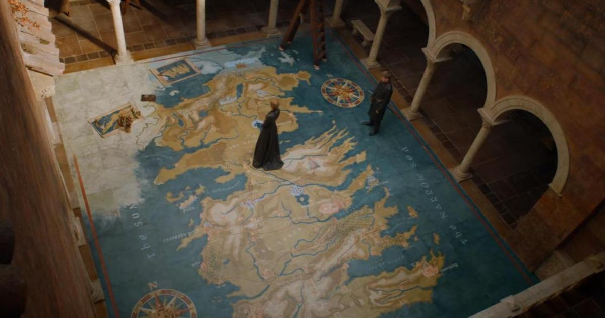 НВО выпустил первый полный трейлер «Игры престолов» 7 сезона.
