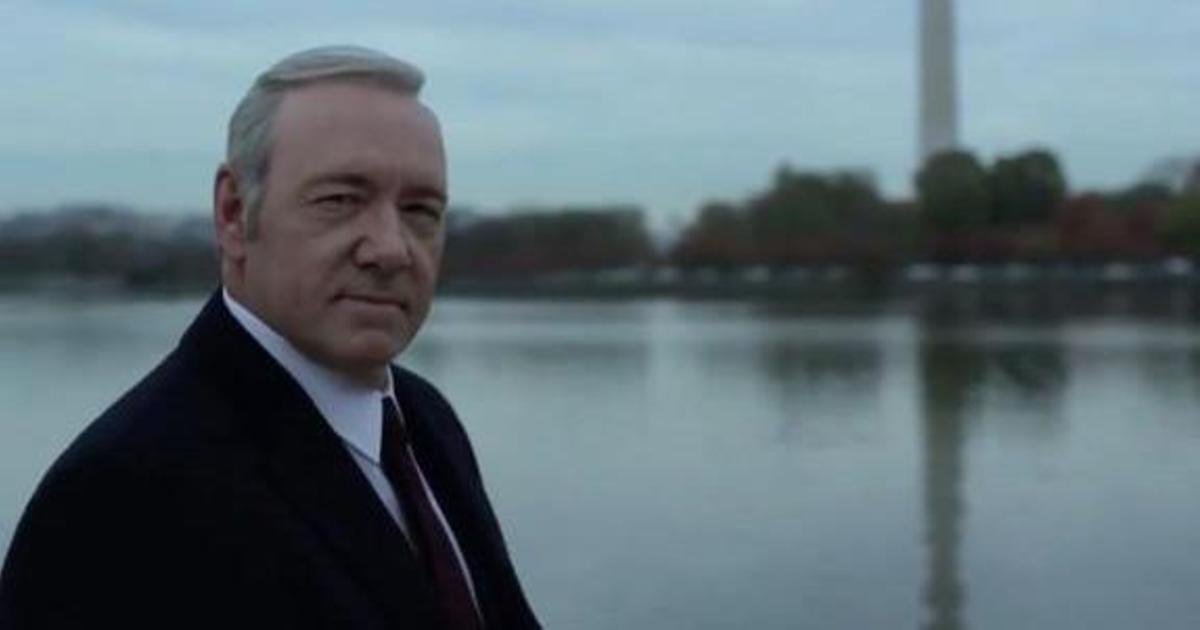 Netflix представил финальное промо пятого сезона «Карточного домика».