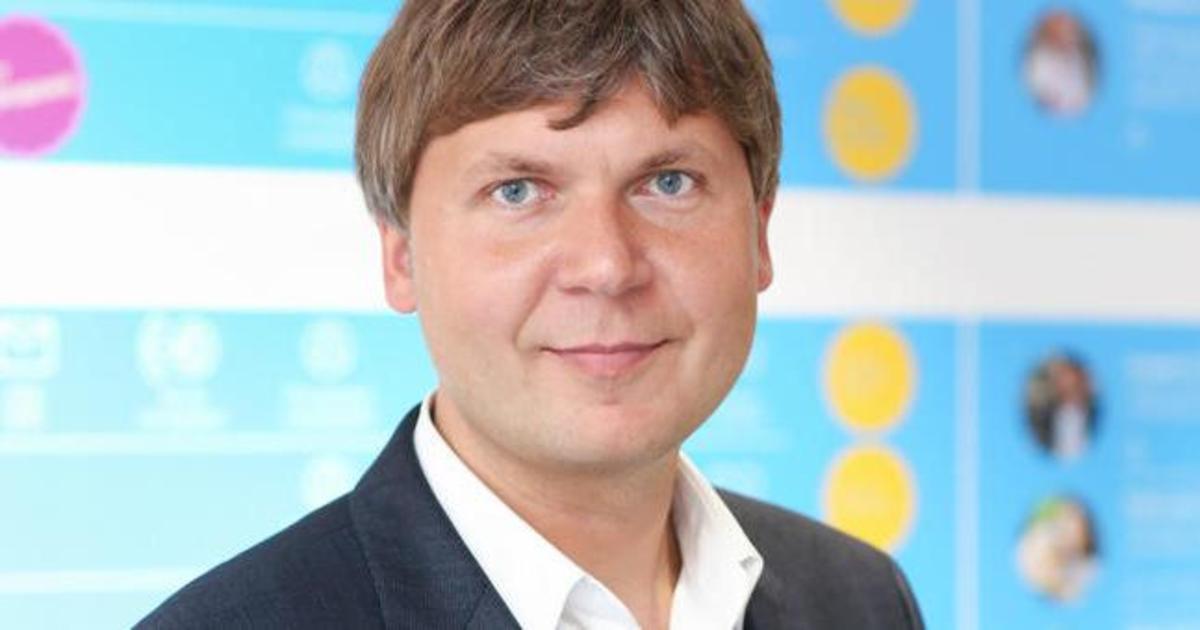 Экс-глава маркетинга «Киевстар» Святослав Горбань переходит в «Мегафон».