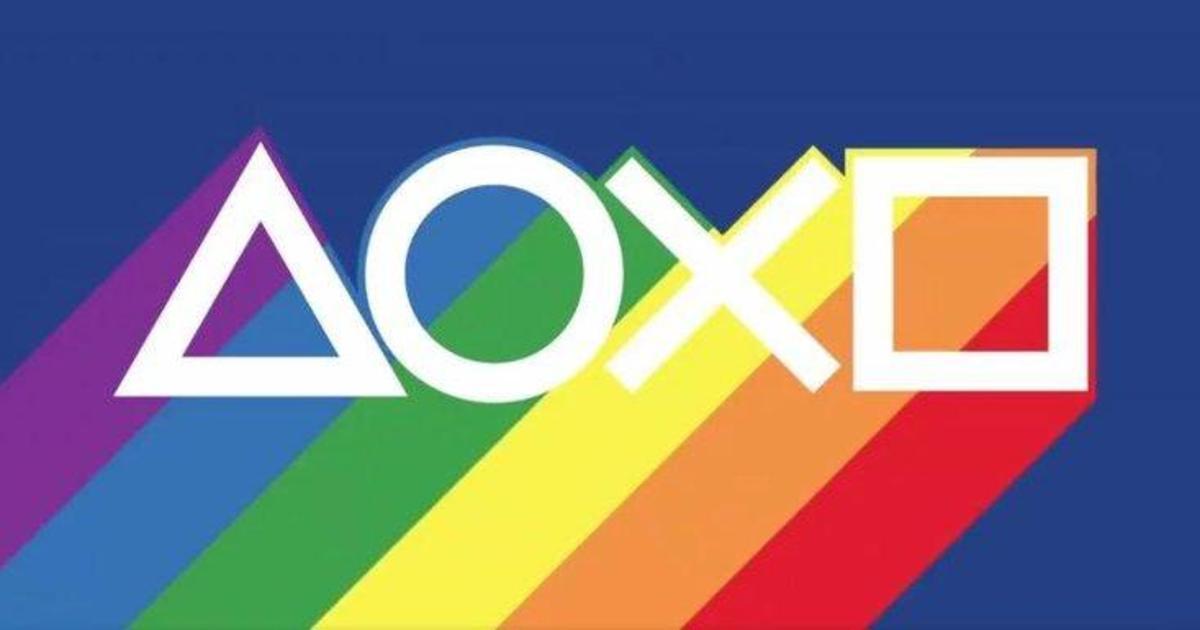 PlayStation выступает спонсором London Pride 2017.