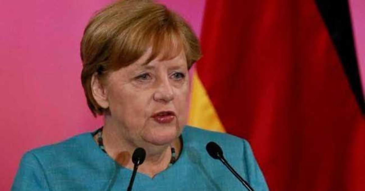 Ангела Меркель призвала к созданию глобальных правил для digital-мира.