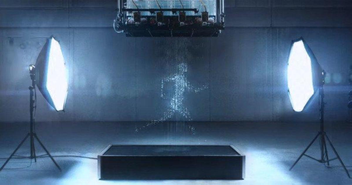 Ролик Gatorade оживил капли воды без компьютерной графики.
