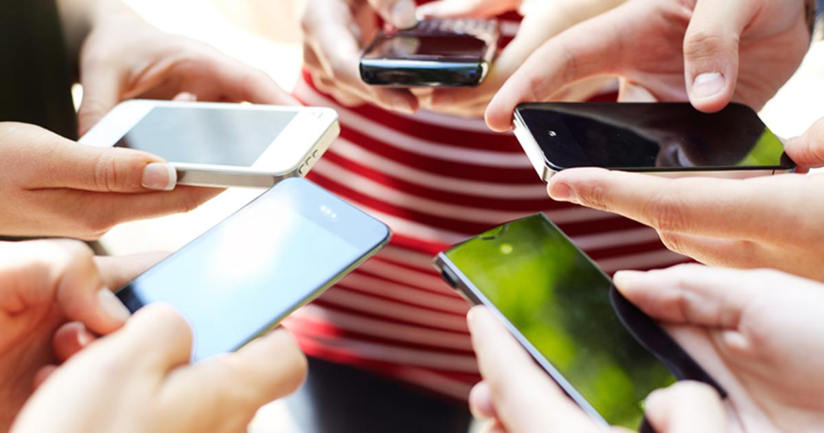 Расходы на мобильную рекламу выросли на 49% в l квартале 2017 года.