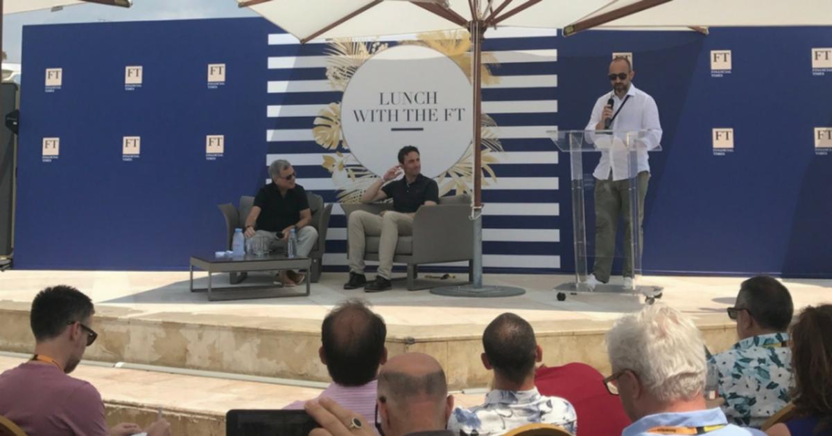 Мартин Соррелл о Каннском фестивале: «Жюри не у дел».