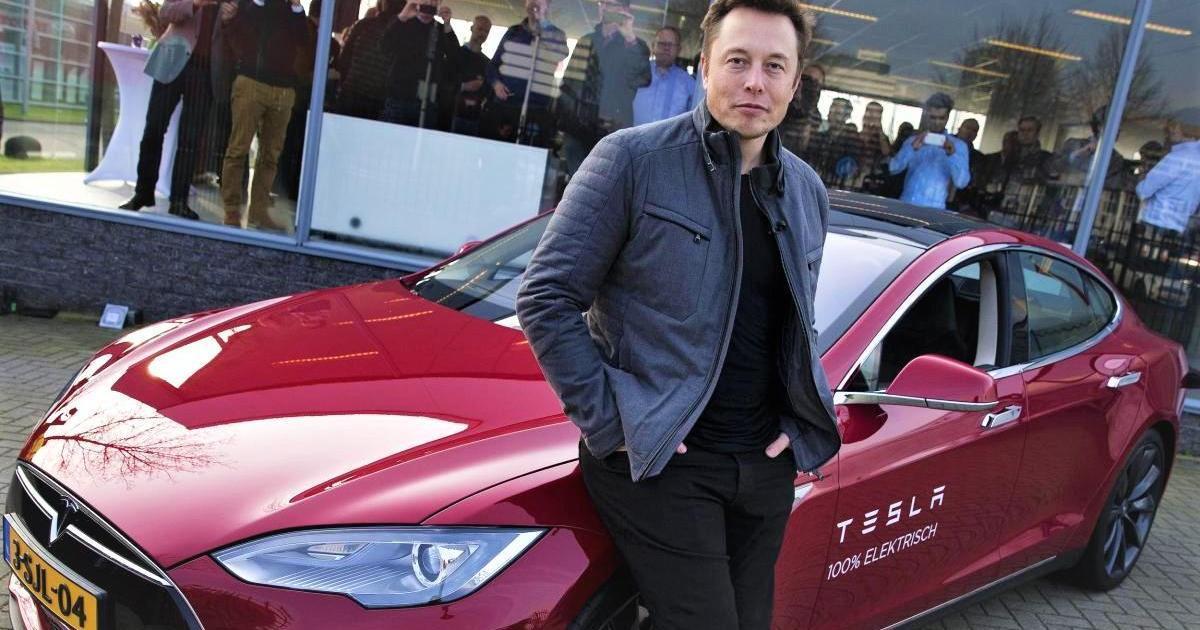 Tesla хочет создать собственный музыкальный онлайн-сервис.