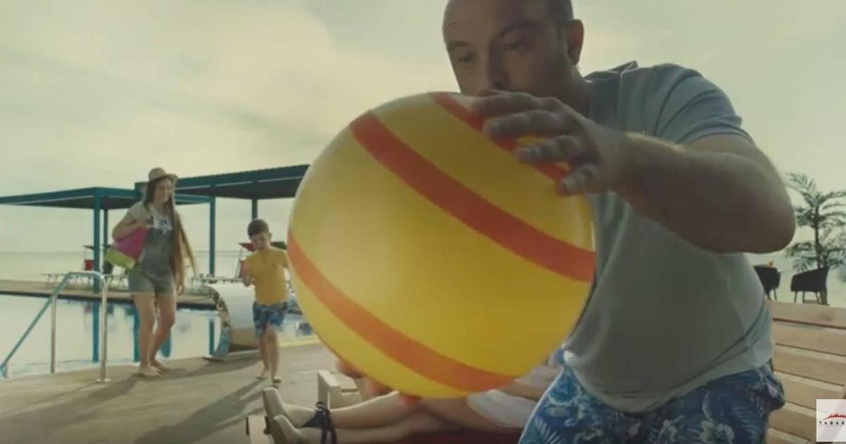 Нереальное становится реальным в новом ролике Альфа-Банка.
