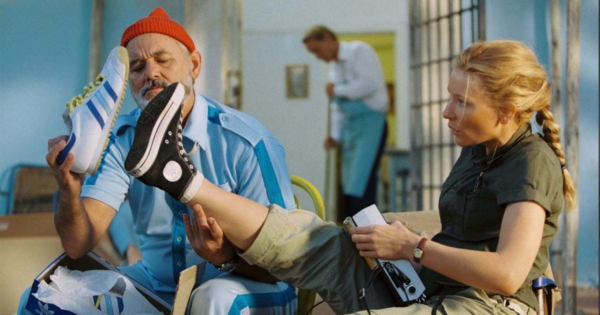 Adidas воссоздал кроссовки из фильма Уэса Андерсона.
