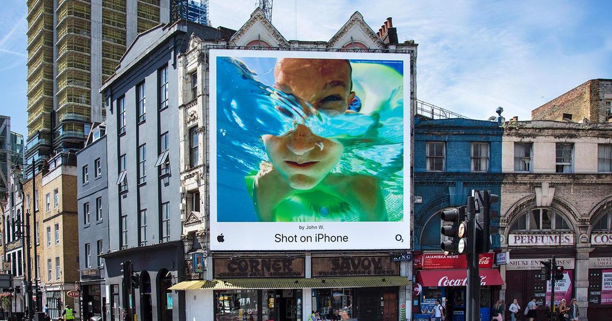 Apple воспевает лето масштабной Outdoor-кампанией «Снято на  iPhone».