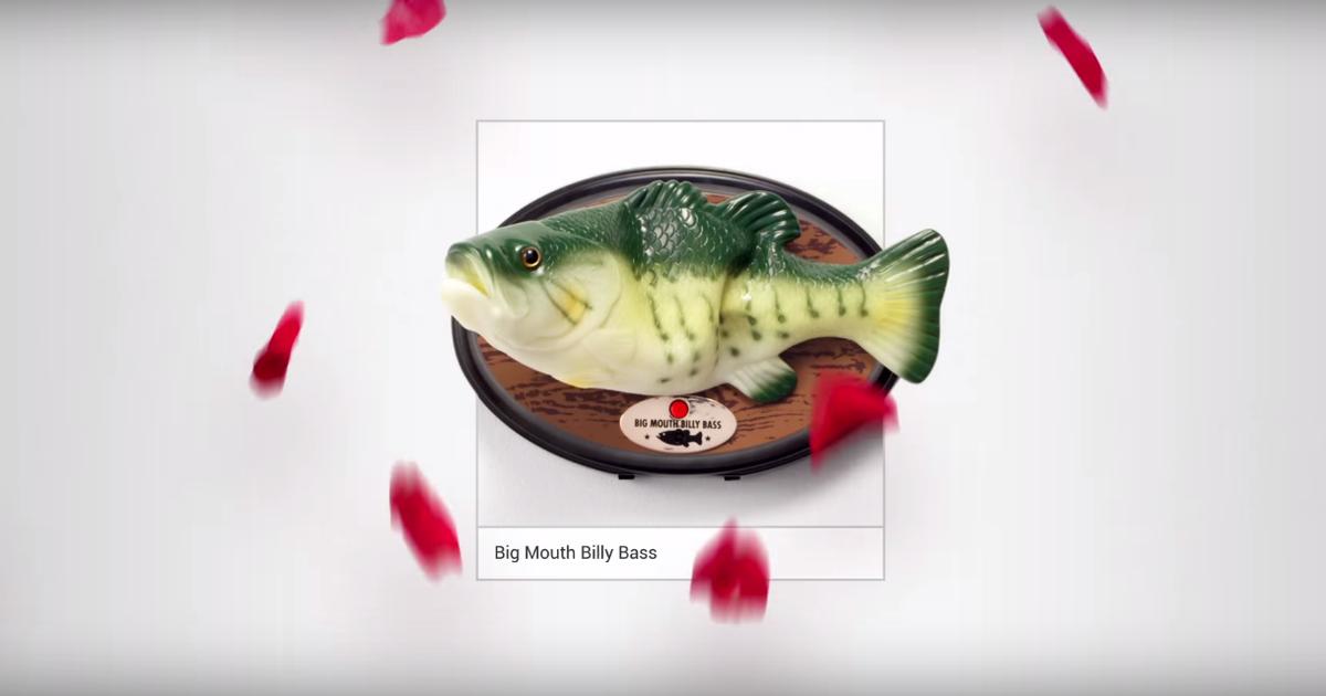 eBay построил новую кампанию на словах песен.