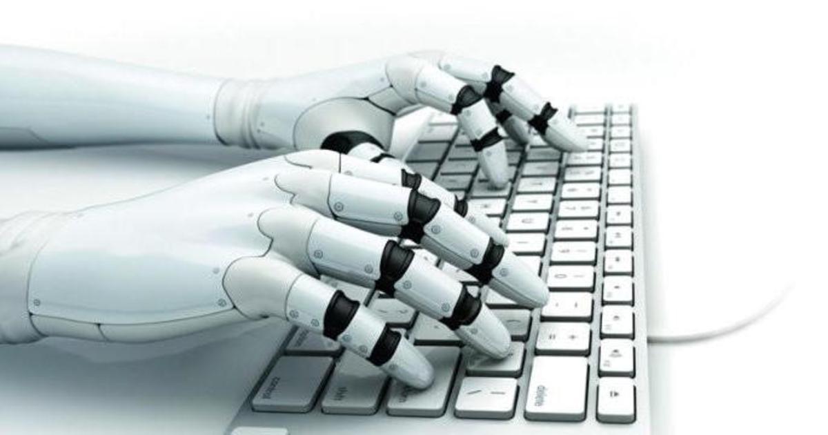 Google профинансирует новостной сайт с журналистами-роботами.
