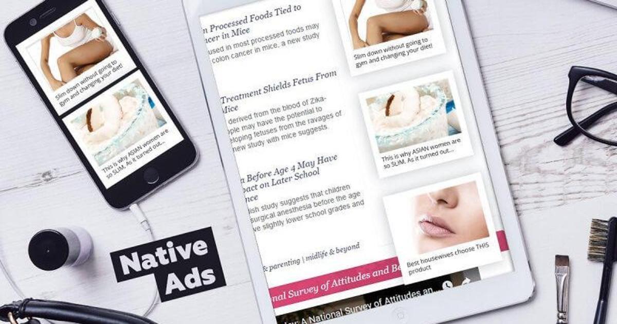 Нативная реклама растет, а программатик-баинг падает.