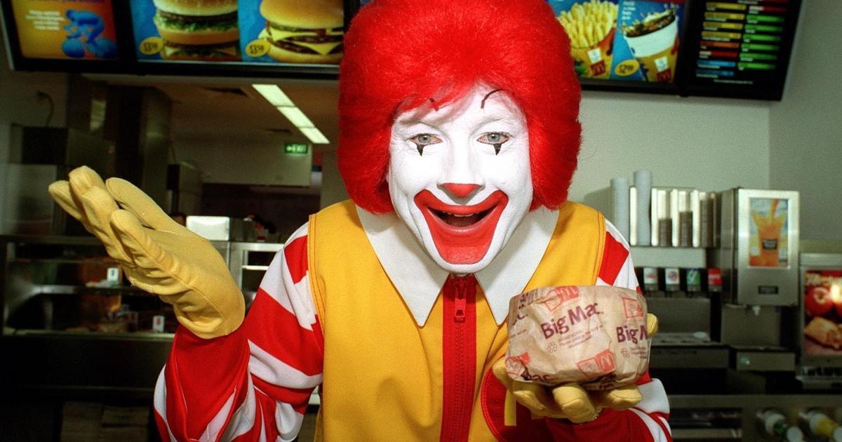 McDonald's изменит свою маркетинговую модель в США.