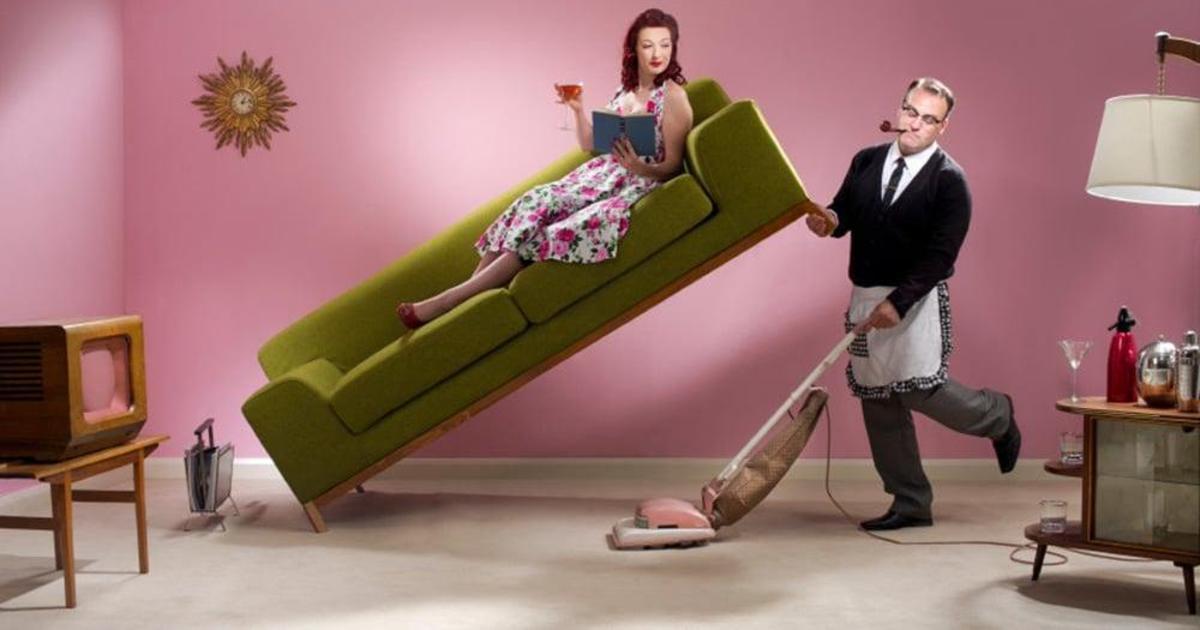 В Британии запретят рекламу, закрепляющую гендерные стереотипы.