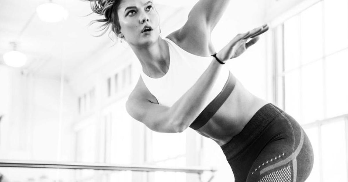 Adidas выпустил бесшовную одежду для занятий спортом.