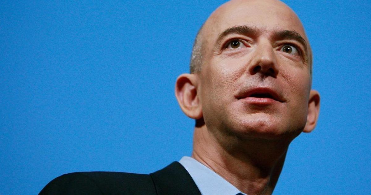 Основатель Amazon стал самым богатым человеком в мире.